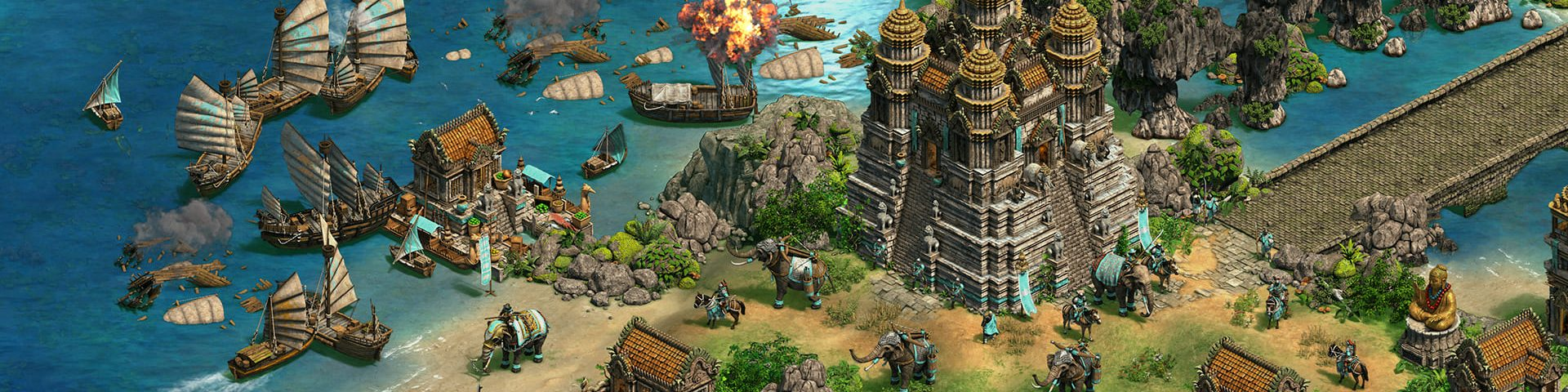 """Age of Empires II: Definitive Edition"" ¿Podría convertirse en un juego competitivo?"